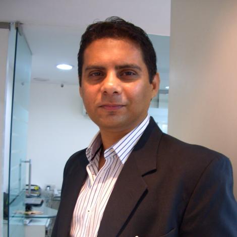 Sanjay Sarma, CEO, Design Worldwide