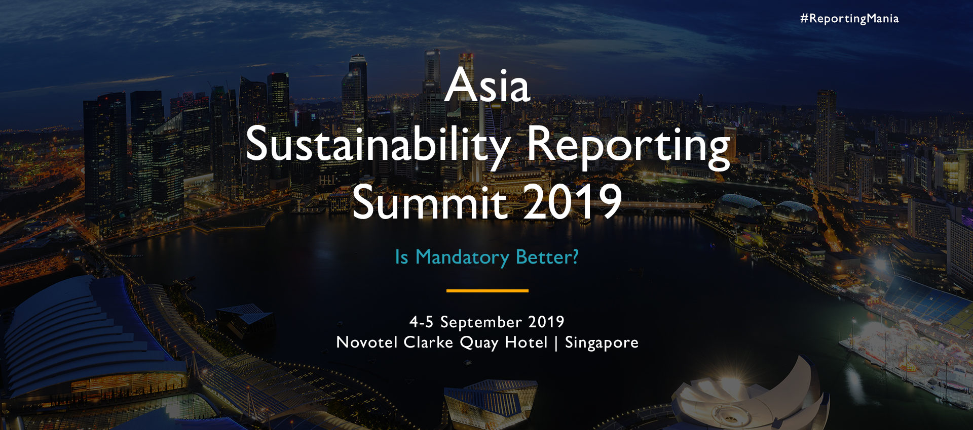 Meet Asia's Sustainability Reporting Leaders and Stakeholders - Asia