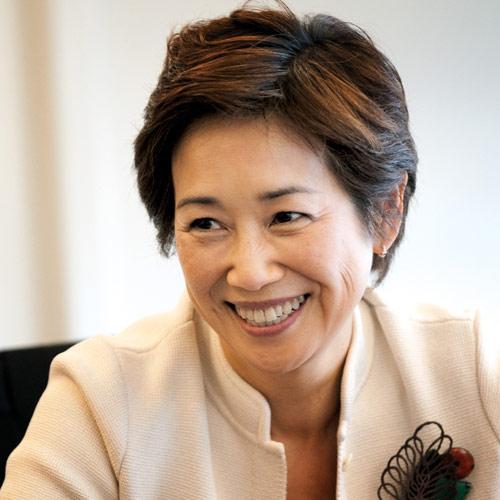 Izumi Kobayashi, Board Director, Mitsui & Co.