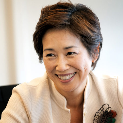 Izumi-Kobayashi Asia's Top Sustainability Superwomen 2019 List