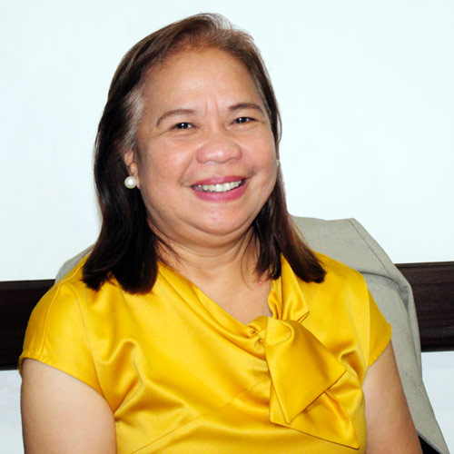 Ninfa Rubio, Provincial Planning and Development Coordinator Provincial Government of Palawan