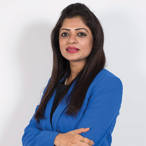 Shalini Singh, Chief of Corporate Communication & Sustainability Tata Power Co Ltd