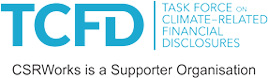 TCFD-Logo-Supp CSRWorks Announces Support for the Task Force on Climate-related Financial Disclosures